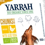 Yarrah Organic Dog Chunks Chicken