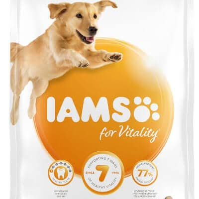 Iams Dog Adult Large torrfoder